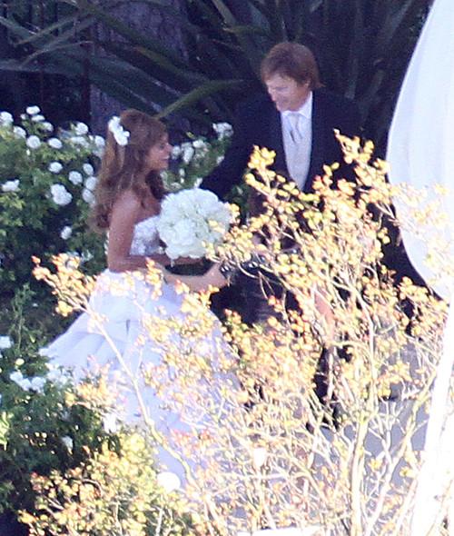 Свадьба Робби Уильямса
