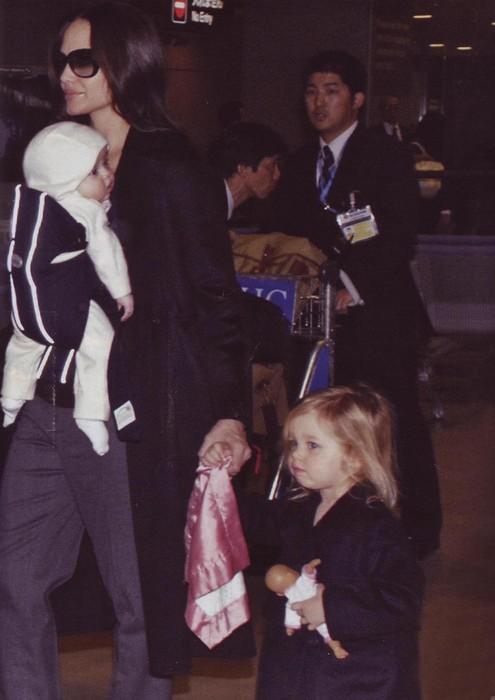 Семья Анджелины Джоли