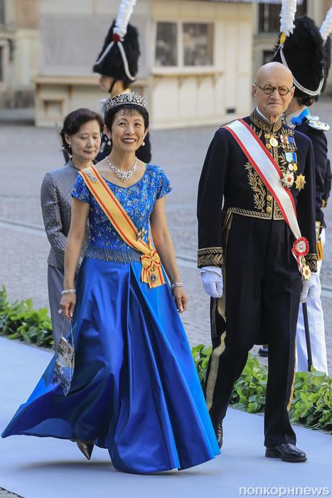 Принцесса Хисако Такамадо