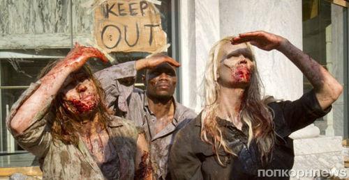 Спин-офф сериала «Ходячие мертвецы» выйдет летом 2015 года