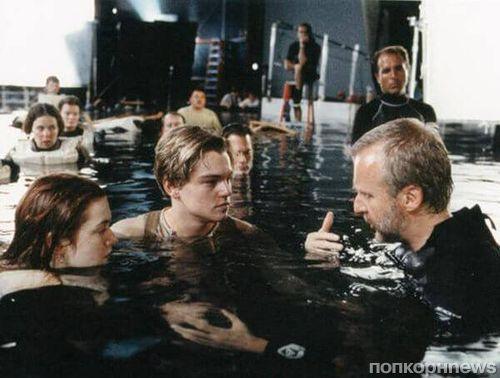 Вырезанная сцена из концовки «Титаника» спустя 20 лет появилась в сети (видео)