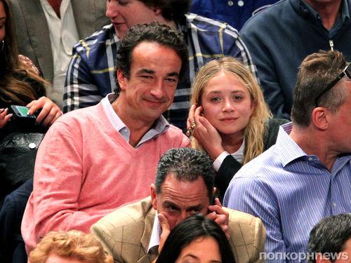 Оливье Саркози и Мэри-Кейт Олсен решили жить вместе