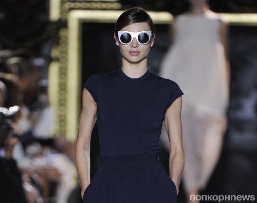 Модный показ новой коллекции Stella McCartney. Весна / лето 2014