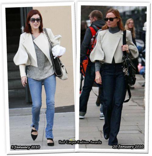 Fashion battle: Кейт Уолш и Стелла МакКартни