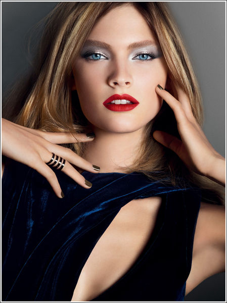 Осенняя коллекция декоративной косметики Estee Lauder Modern Mercury