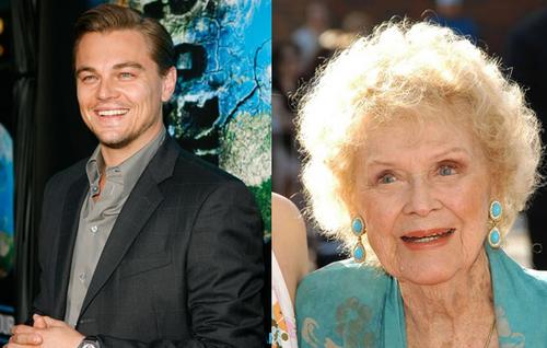 """Леонардо ДиКаприо почтил память актрисы """"Титаника"""""""