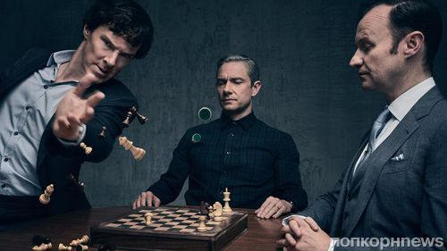 Тест: насколько хорошо вы помните сериал «Шерлок»?