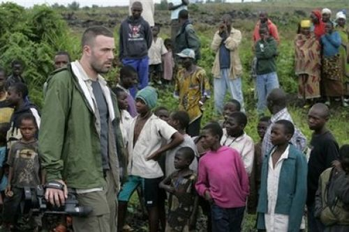 Бен Аффлек в Конго