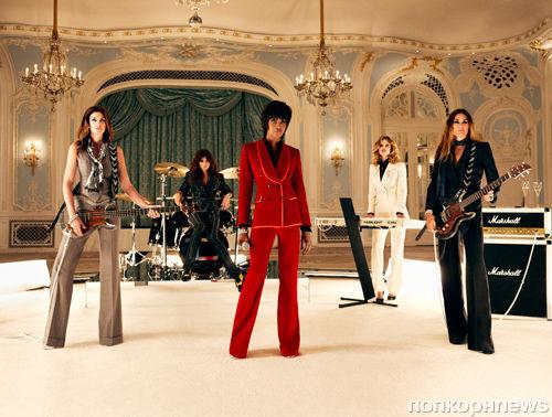 Супермодели в новом клипе Duran Duran