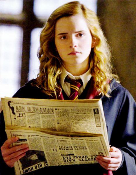 "Видео: Эмма Уотсон вернулась на съемки ""Гарри Поттер и Дары Смерти"""