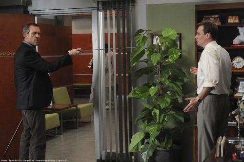 Промо-ролик 18 эпизода 6 сезона сериала «Доктор Хаус»