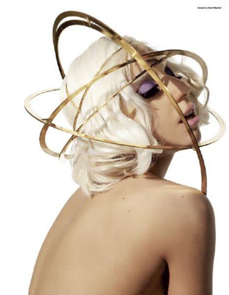 Lady Gaga в журнале V. Июль - Август 2009