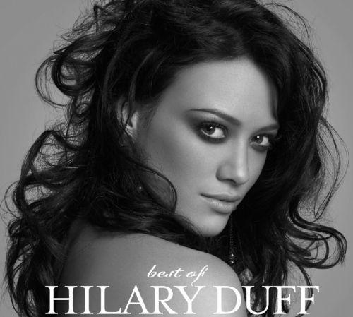 Хилари Дафф: фотосессия для альбома