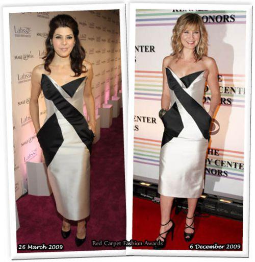 Fashion battle: Мариса Томей и Дженнифер Неттлс