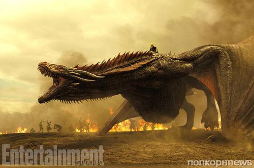 В сети появились новые кадры 7 сезона «Игры престолов»