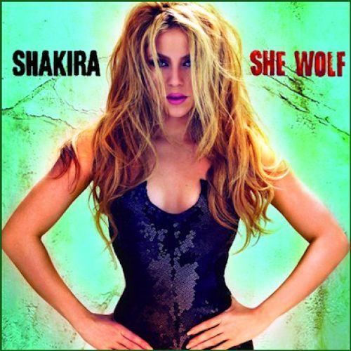 Обложка нового альбома Шакиры