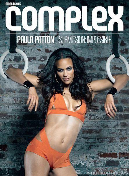 Пола Пэттон в журнале  Complex. Декабрь / январь 2011-2012