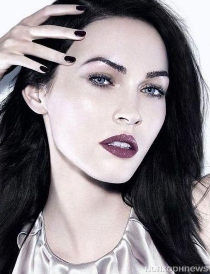 Первый взгляд на новую рекламную кампанию Armani Beauty с Меган Фокс. Весна / лето 2012