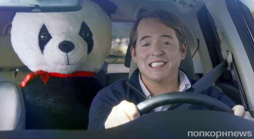 Мэттью Бродерик в рекламе Honda CR-V