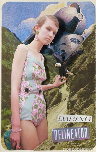 Новый лукбук Prada Fantasy. Весна / лето 2012
