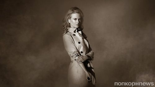Николь Кидман в журнале Variety. Октябрь 2013