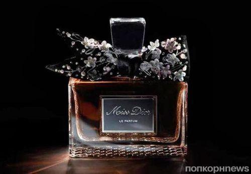 Dior выпускает лимитированную серию аромата Miss Dior Le Parfum