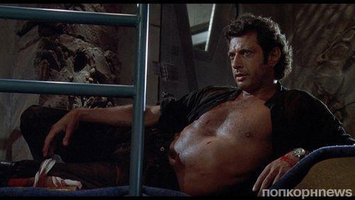 Джефф Голдблюм снимется в сиквеле «Мира Юрского периода» с Крисом Прэттом