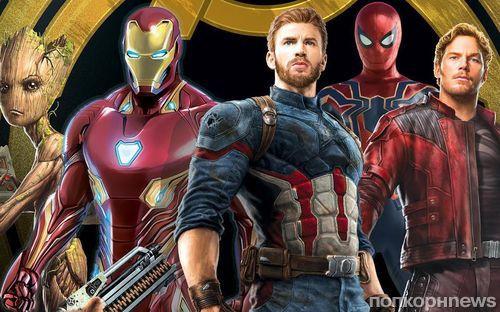 Слухи: трейлер «Мстителей: Война бесконечности» покажут в начале декабря