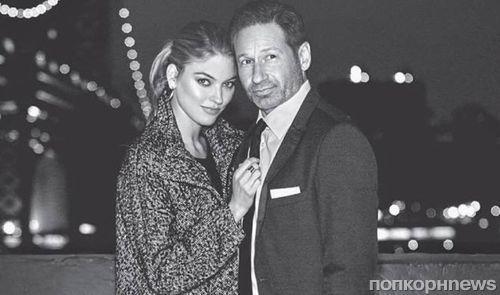 Дэвид Духовны снялся в рекламе новой коллекции модного бренда London Fog