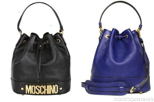 Модный аксессуар сумка Rossella от Moschino