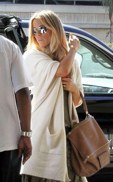 Кейт Бекинсейл стала блондинкой