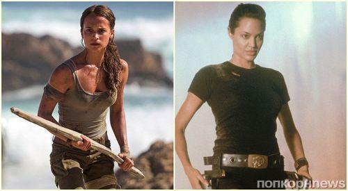 Алисия Викандер рассказала, чем ее Лара Крофт отличается от версии Анджелины Джоли