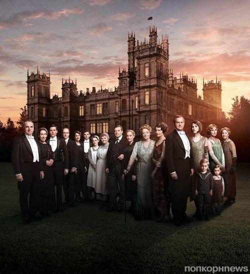 Финальный 6 сезон «Аббатства Даунтон»: первые официальные фото