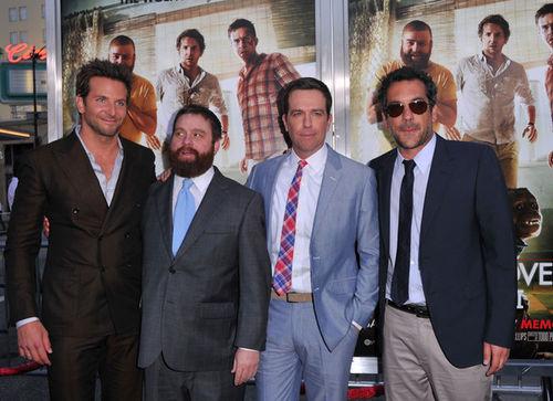 """Премьера фильма """"Мальчишник 2: Из Вегаса в Бангкок"""" в Лос-Анджелесе"""