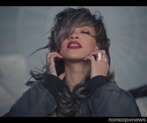 Рианна представила новый клип на песню American Oxygen