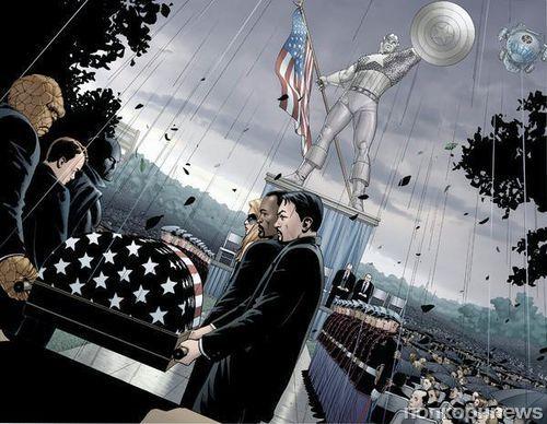 В «Мстителях 4» умрет один из ключевых супергероев
