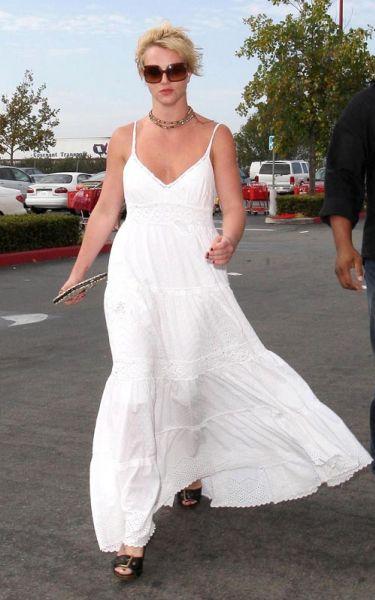 Бритни Спирс отыдхает после мирового тура