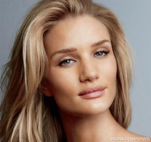 Первый взгляд на Роузи Хантингтон-Уайтли в рекламной кампании Moroccanoil 2014