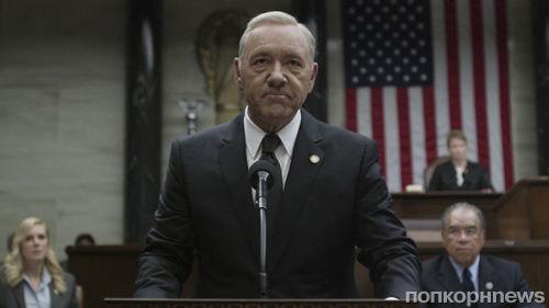 Съемки 6 сезона «Карточного домика» остановлены из-за скандала с Кевином Спейси