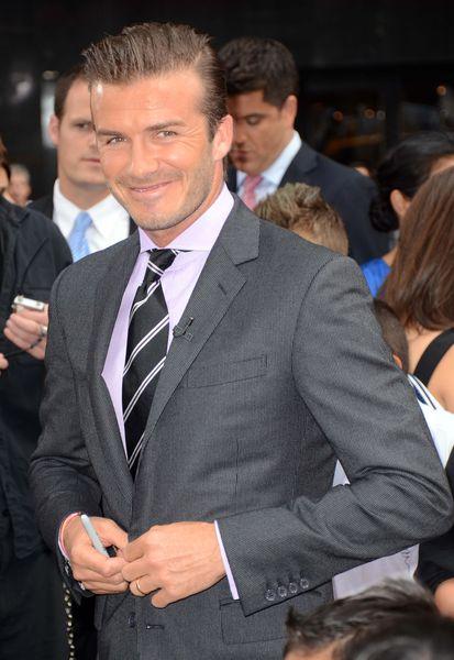Дэвид Бэкхем запускает свою линию одежды вместе с H&M