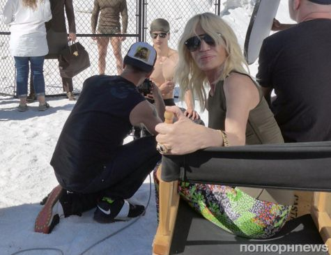 Донателла Версаче завела аккаунт в Instagram