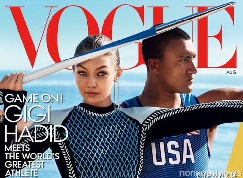 ������ ����� ������� ������� ��� ������� Vogue