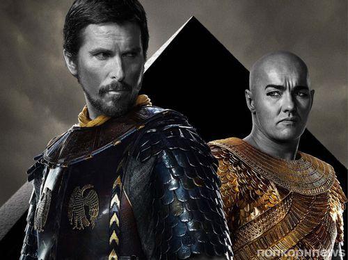 """Новый трейлер фильма """"Исход: Цари и Боги"""""""