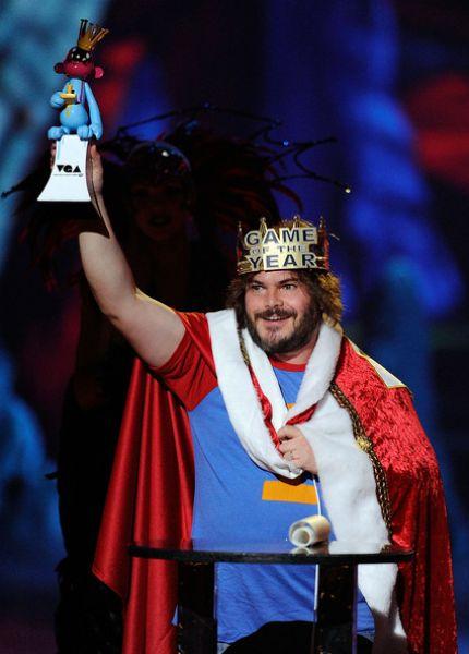 Звезды на Video Game Awards 2009
