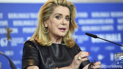 Француженки во главе с Катрин Денев выступили в защиту обвиняемых в домогательствах