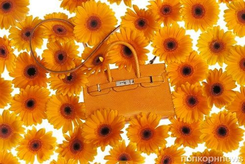 Новая коллекция сумок от Hermès. Весна / лето 2012
