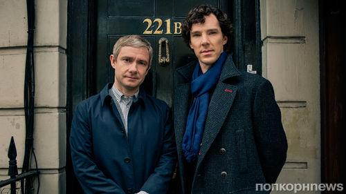 Съемки 4 сезона «Шерлока» начнутся в апреле 2016 года