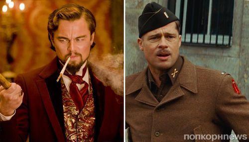 Квентин Тарантино хочет снять Леонардо ДиКаприо и Брэда Питта в своем новом фильме