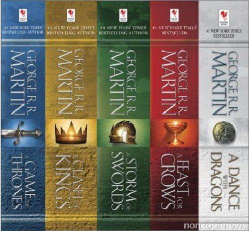 Нейросеть дописала «Игру престолов» вместо Джорджа Мартина