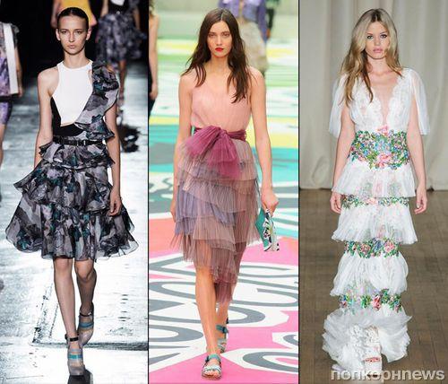 Что будет модно весной и летом 2015 года: фото актуальных тенденций моды